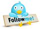 follow me on tweeter!